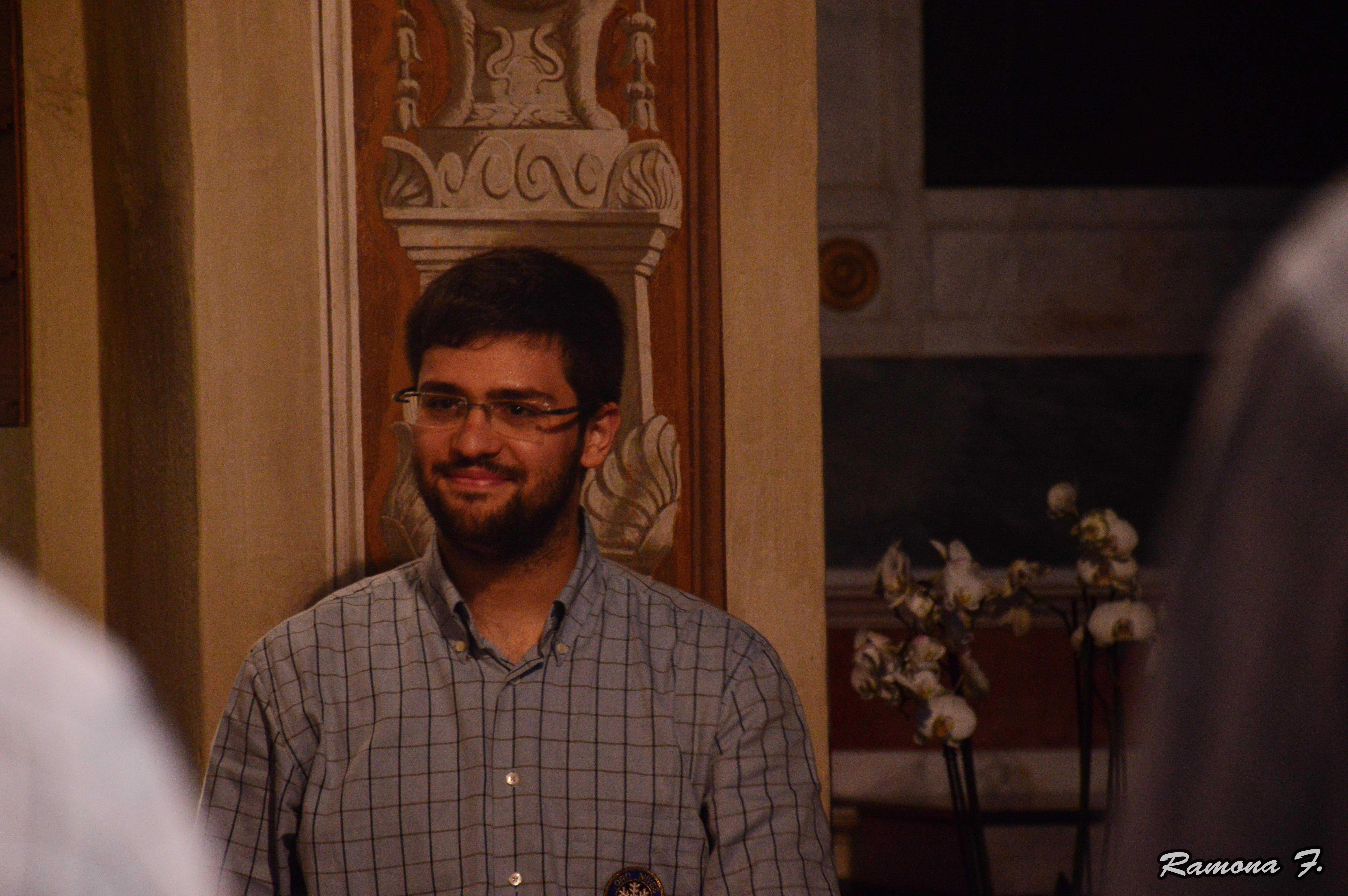 Seconda Laurea conseguita per il Maestro Francesco Bussani