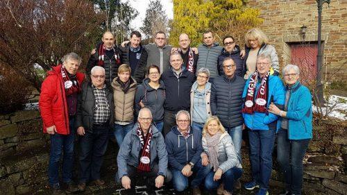 Il Consiglio in visita al coro MGV Seelscheid